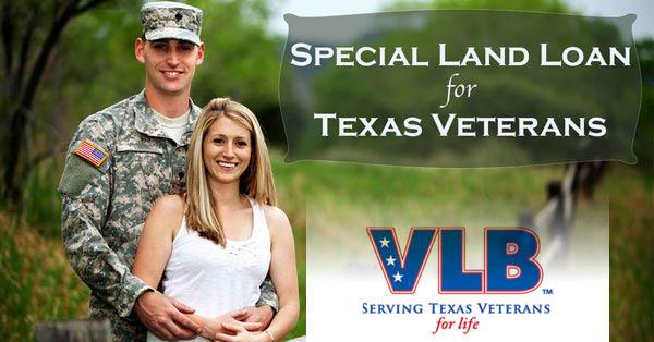 Texas Veteran Land Loan