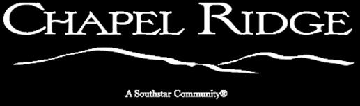 Chapel Ridge