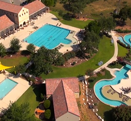 Texas master planned community