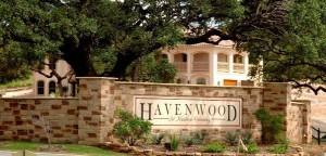 Havenwood Sign