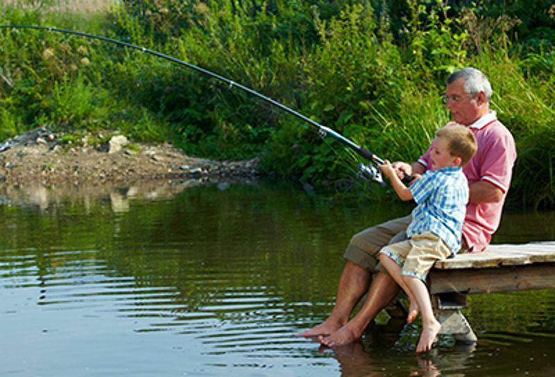 King Oaks Fishing Pond