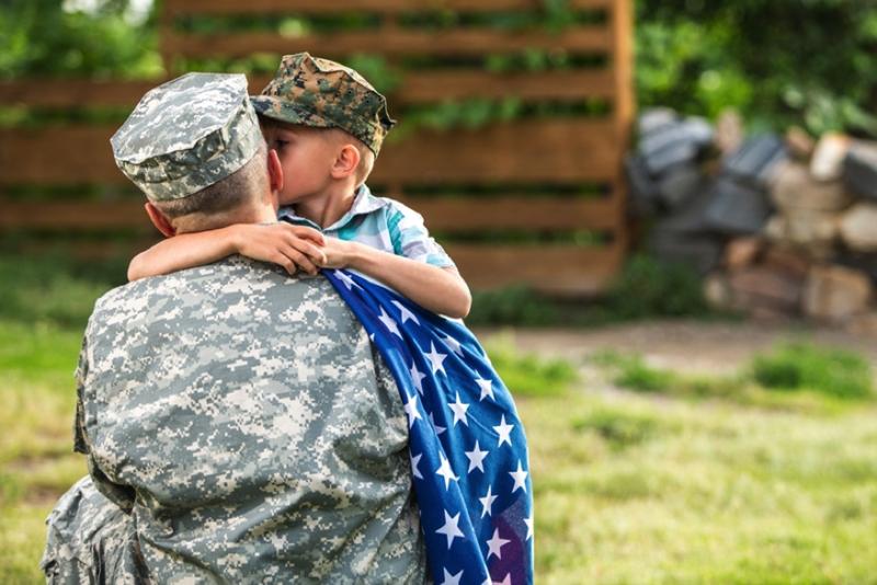 Texas_Veterans_return_home