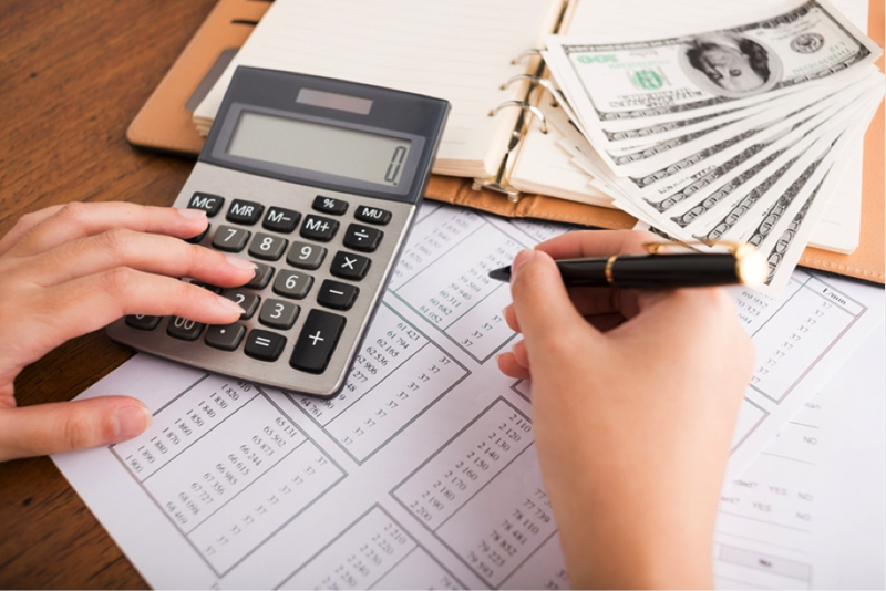 Calculate your home budget